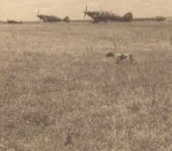 Asisbiz Aircrew Romanian pilot Petre Cordescu showing living conditions during the war Romania 12