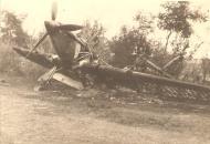 Asisbiz Hawker Hurricane RRAF Esc 53 destroyed by Luftwaffe Rumania 1941 Petre Cordescu collection 02