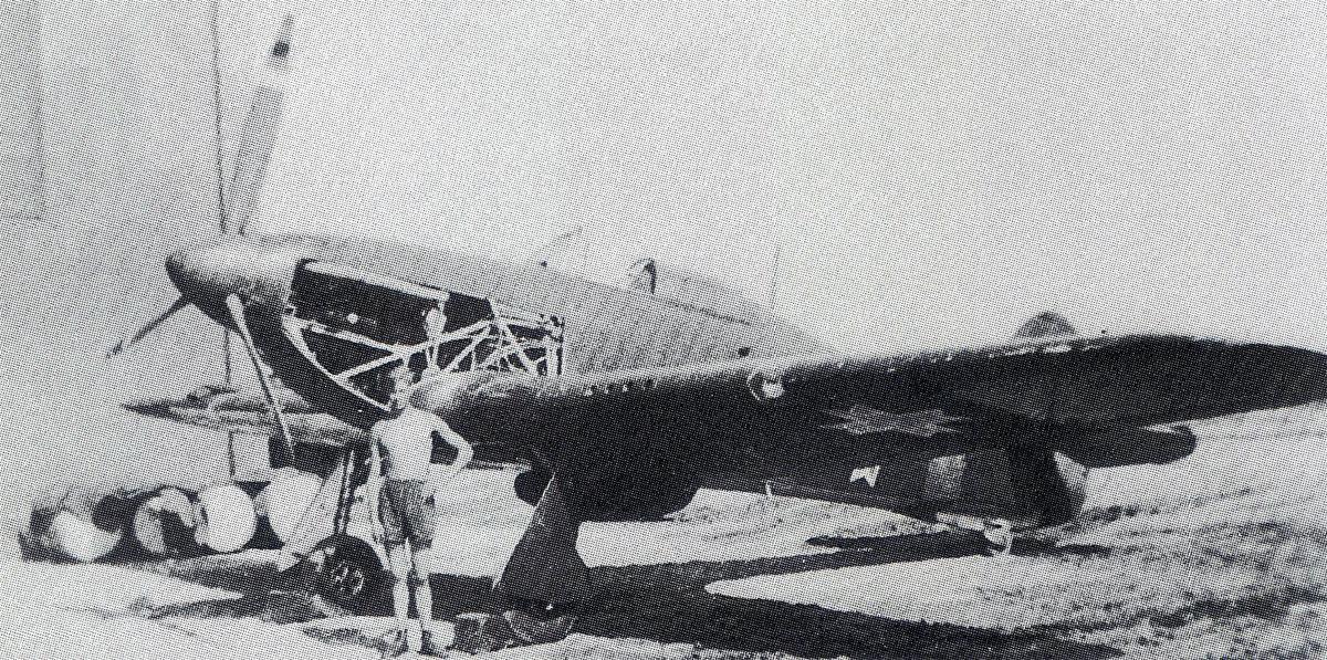Hawker Hurricanes Rumanian AF Esc 53 1 Rumania 1941 02