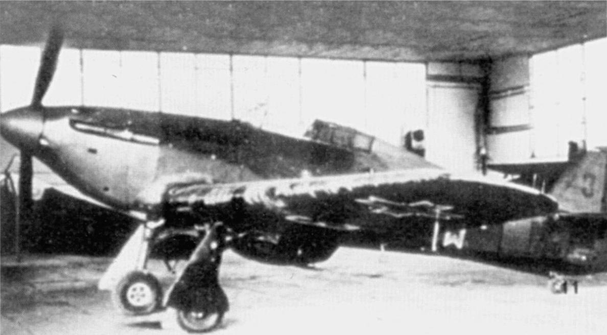 Hawker Hurricanes Rumanian AF Esc 53 3 Rumania 1941 01