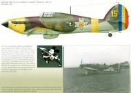 Asisbiz Hawker Hurricane Rumanian AF Esc 5.53 Yellow 15 Horia Agarici Rumania 1941 Mushroom 9111 0A