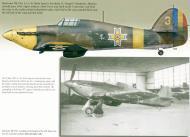 Asisbiz Hawker Hurricane Rumanian AF Esc 5.53 Yellow 3 Horia Agarici Rumania 1941 Mushroom 9111 0A