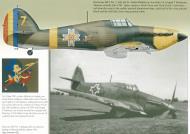 Asisbiz Hawker Hurricane Rumanian AF Esc 5.53 Yellow 7 Horia Agarici Rumania 1941 Mushroom 9111 0A