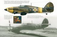 Asisbiz Hawker Hurricane Rumanian AF Esc 53 Yellow 2 Horia Agarici Rumania 1941 Mushroom 9111 0A