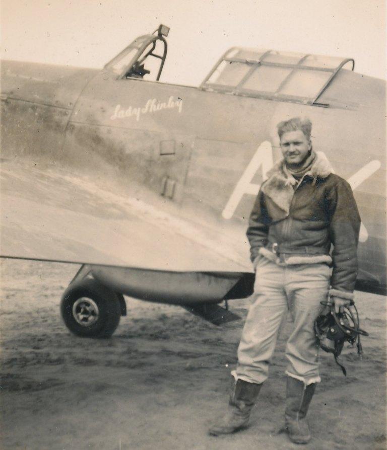 Hawker Hurricane IIb SAAF 1Sqn AXK BD888 1942 01