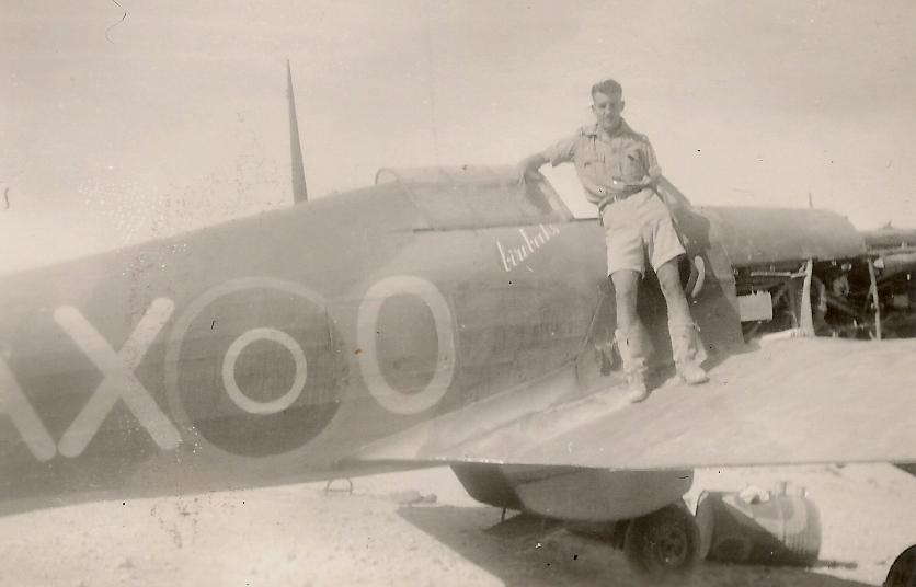 Hawker Hurricane IIb SAAF 1Sqn AXO North Africa 1942 04