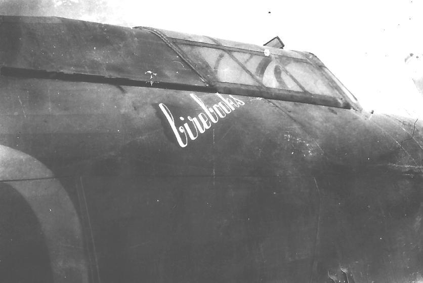 Hawker Hurricane IIb SAAF 1Sqn AXO North Africa 1942 05