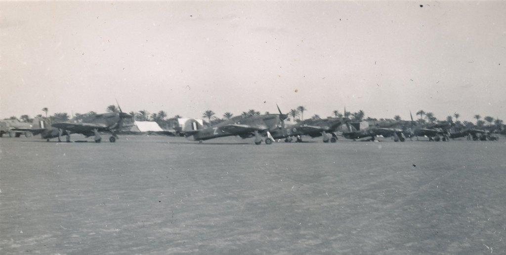 Hawker Hurricane IIb SAAF 1Sqn AXZ 23rd Jul 1942 01