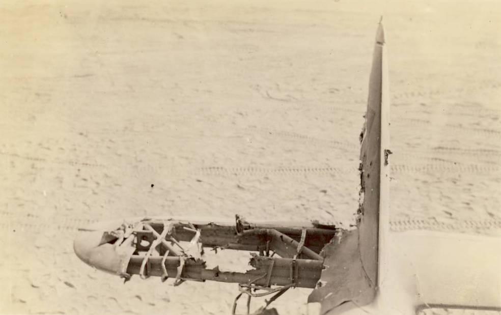 Hawker Hurricane IIb SAAF 1Sqn Jan Vis Salmon AXC North Africa 1942 01