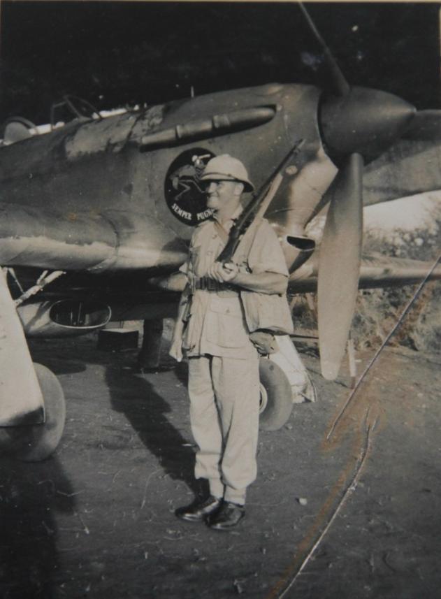 Aircrew SAAF 1Sqn Bob Kershaw DSO 01