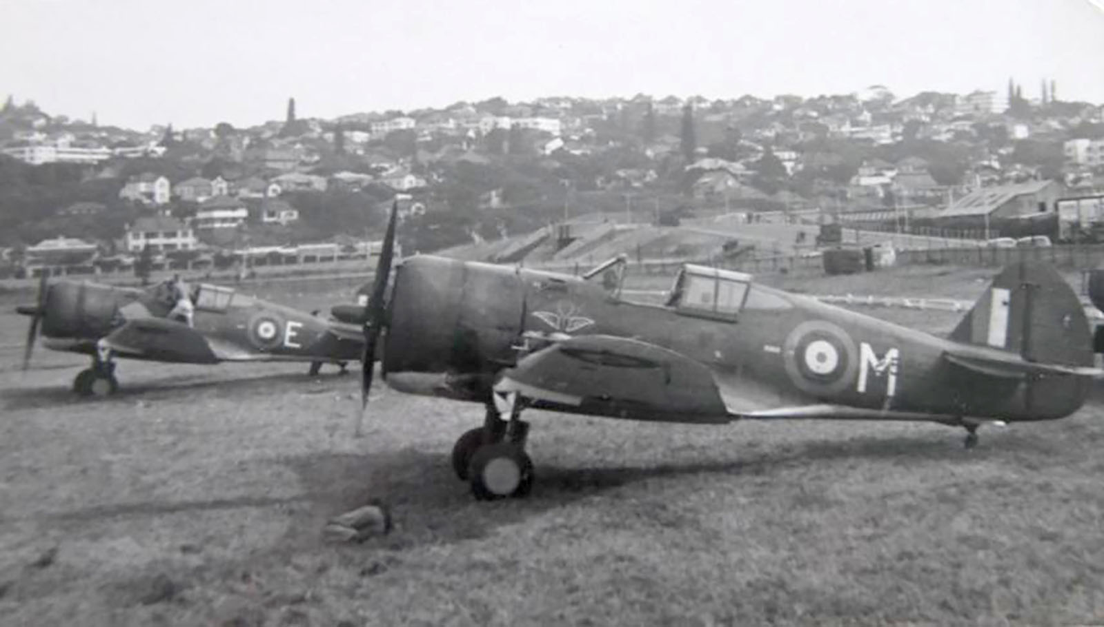Mohawk IV SAAF 6Sqn White E and M Durban South Africa April 1942 01