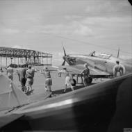 Asisbiz Hurricane I Trop SAAF 3Sqn Q 277 fabric wings ex L1909 Port Reitz Kenya 1941 IWM E3408