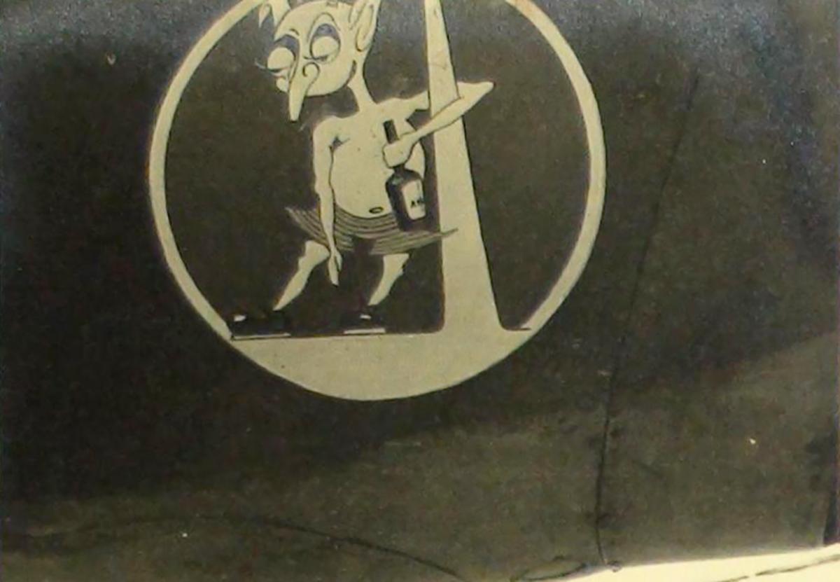 Hawker Hurricane IIb SAAF 40Sqn Gremlin Angus 01