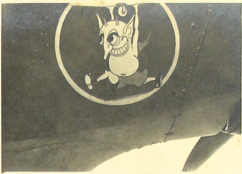 Hawker Hurricane IIb SAAF 40Sqn Gremlin Tailwheel Terence 02