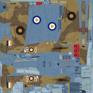 Asisbiz COD asisbiz IIb SAAF 40Sqn WRD Ian Sturgeon BV155 North Africa 1941