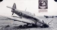 Asisbiz Hawker Hurricane IIb SAAF 40Sqn x23xx with Gremlin Cockpit Clearence North Africa 1942 43 01