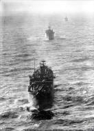 Asisbiz CAM ship or Catapult Armed Merchant SS Empire Spray 22nd Oct 1941 IWM C4050