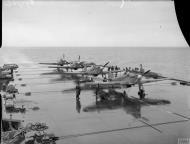 Asisbiz Fleet Air Arm 885NAS Sea Hurricane aboard HMS Victorious 27th Jun 1942 IWM A10224