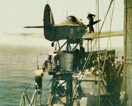 Asisbiz MSFU Merchant Ship Fighting Unit Sea Hurricane I MS Empire Faith summer 1941 02