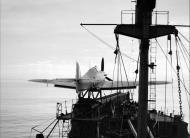 Asisbiz MSFU Sea Hurricane I V6733 aboard CAM ship SS Empire Darwin IWM NA3437a