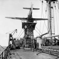 Asisbiz MSFU Sea Hurricane I V6733 aboard CAM ship SS Empire Darwin heading for North Africa 01