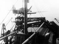 Asisbiz MSFU Sea Hurricane Ia LUB V6802 aboard CAM ship Empire Gale 1942 01