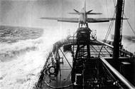 Asisbiz MSFU Sea Hurricane Ia V7070 aboard CAM ship Empire Heath 1942 01
