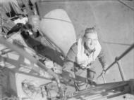 Asisbiz MSFU Sea Hurricane aboard CAM ship SS Empire Tide at Hvalfjord Iceland 14th Jun 1942 IWM A10111