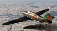 Asisbiz COD asisbiz Hurricane II USSR 78IAP Northern Fleet W01 Z5252 Vaenga 1941 V03