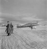 Asisbiz Hurricane IIb RAF 151 Wing 134Sqn GA25 Z5263 Murmansk USSR 1941 IWM CR141