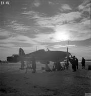 Asisbiz Hurricane IIb Trop RAF 151 Wing 134Sqn GKxx Z5225 Vaenga Oct 1941 IWM CR108