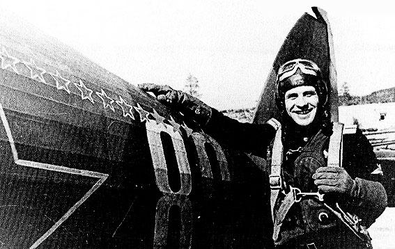 Hurricane USSR 78IAP VVS SF pilot GSS kn V.S. Adonkin 1943 01