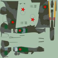 Asisbiz COD asisbiz Hurricane II USSR 152IAP W42 Z2585 Feb 1942 Grey