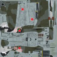 Asisbiz COD asisbiz Hurricane IIb USSR 609IAP W60 Lt Ivan Babanin BM959 Karelia Apr 1942