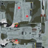 Asisbiz COD asisbiz Hurricane IIb USSR 609IAP Y60 Lt Ivan Babanin BM959 Karelia Apr 1942