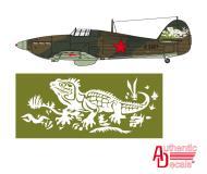 Asisbiz Hurricane II USSR 767IAP exRAF Z3227 Poduzhemiye airfield Karelia 21st Mar 1942 0B