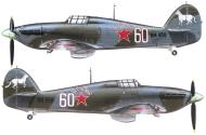 Asisbiz Hurricane IIb USSR 609IAP White 60 Lt Ivan Babanin exRAF BM959 April 1942 0B