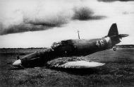 Asisbiz Hurricane IIb USSR 760IAP W46 BG910 belly landed Karelia 1942 01