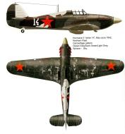 Asisbiz Hurricane IIb USSR Northern Fleet White 14 May June 1942 0B
