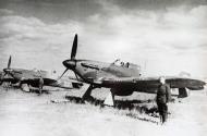 Asisbiz Hurricane USSR 1st Guards IAP White 55 at Kalininsky front spring 1942 01