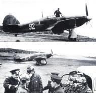 Asisbiz Hurricane USSR 78IAP or 2Giap VVS SF White 92 Russia 1942 01