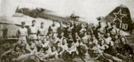 Asisbiz Ilyushin IL 4 (DB 3F) 20GBAP ET 110 with personnel at Lublin Poland 1945 01