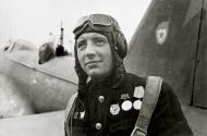 Asisbiz Ilyushin IL 4 1GMTAP Gunner radio operator Senior Sgt VV Bykov August 1943 01