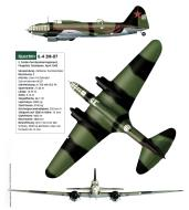 Asisbiz Ilyushin IL 4 2M87 3GvAK White 48 Ostafewo Russland Apr 1943 0A