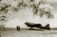 Asisbiz Ilyushin IL 4 5GvMTAP Yellow 5 after returning back to base Jul 1942 01