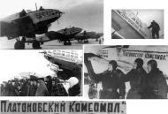 Asisbiz Ilyushin IL 4 9GvDBAP transfer of 4 IL 4 aircraft and crews to 749APDD 51BAR 29th Jan 1943 01