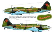 Asisbiz Ilyushin IL 4 GvAK Red 6 10207 Soviet Russia 1943 0A