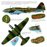 Asisbiz Ilyushin IL 4 GvAK White 48 10213 Soviet Russia 1943 0A