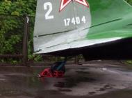 Asisbiz Walk around and close inspection of a Ilyushin IL 4 on static dispaly at Central Museum Monino Russia 04