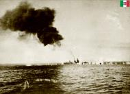 Asisbiz Battle of Cape Spada HMAS Sydney attacking the Bartolomeo Colleoni IWM A218